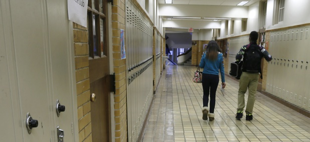 High School Students are Less Likely to Attempt Suicide if They Trust Adults, Study Says