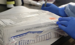 Rape kits--the evidence collected from sexual assault victims during medical exams--often languish untested as state crime labs struggle to keep up with demand.