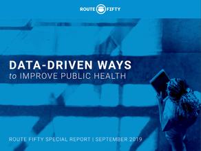 Data Driven Ways to Improve Public Health