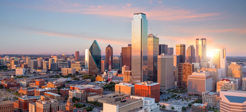 Dallas was one of the top cities for semiconductor inventors in 2007.