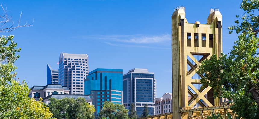 Sacramento is a hub for urban planners.