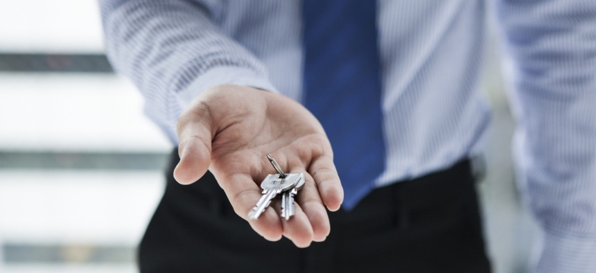 "A proposal in the New York City Council would require landlords to provide their tenants with physical keys, defining them as a ""piece of shaped metal with incisions cut to fit the wards of a particular lock."""
