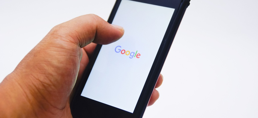 Google temporarily suspended the data collection, pending an internal investigation