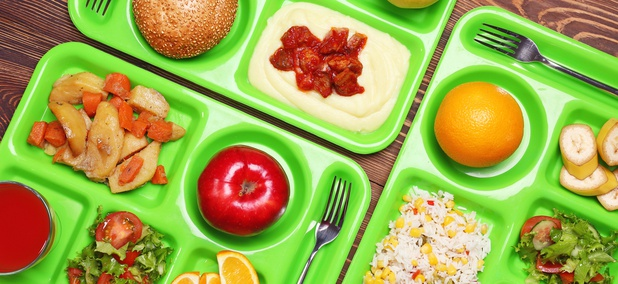 No More Tater Tots? California Schools Put Healthier Lunches To The Test