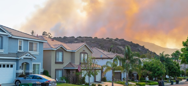 In Fire-Prone California, Many Residents Can't Afford Wildfire Insurance