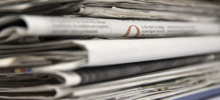 Amid the steady decline in local news, some states are considering stepping in to support the press.