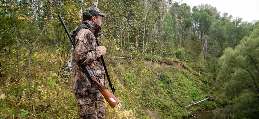 States have begun targeting new groups to fill the ranks of hunters: foodies, city-dwellers, young adults and women.