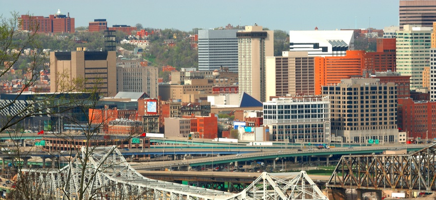 High housing prices have arrived in the heartland. The average one-bedroom in Cincinnati rents for $1,178 a month. A security deposit for that apartment can be crippling for those without savings, said City Councilmember P.G. Sittenfeld.