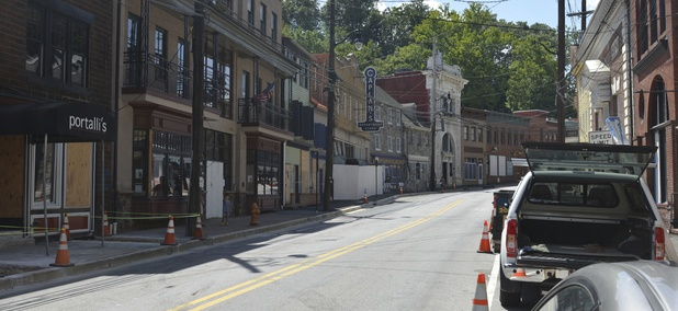 A Town Moves Forward After Two 'Thousand-Year' Storms