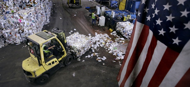 Congressional Proposals Would Pay For Recycling Education at Local Level