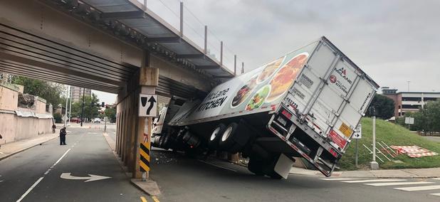Trucks vs. Bridges: Dangerous and Costly