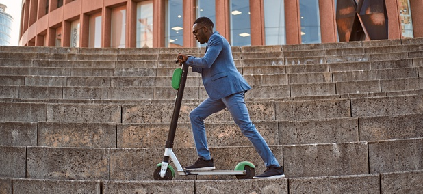 Most Electric Scooter Riders Are Men. Here's Why.