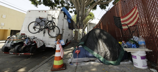 Cities Increasingly Enacting Bans Affecting Homeless People