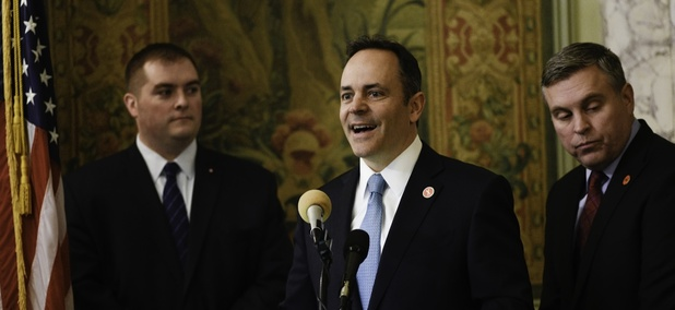 Governor's Pardons Before Leaving Office Prompts One State Lawmaker to Propose Restrictions