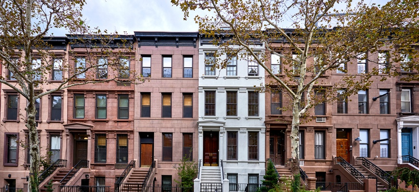 While landlords in New York appear with counsel in more than 90 percent of eviction proceedings, tenants were represented by attorneys in just 1 percent of cases in 2013.