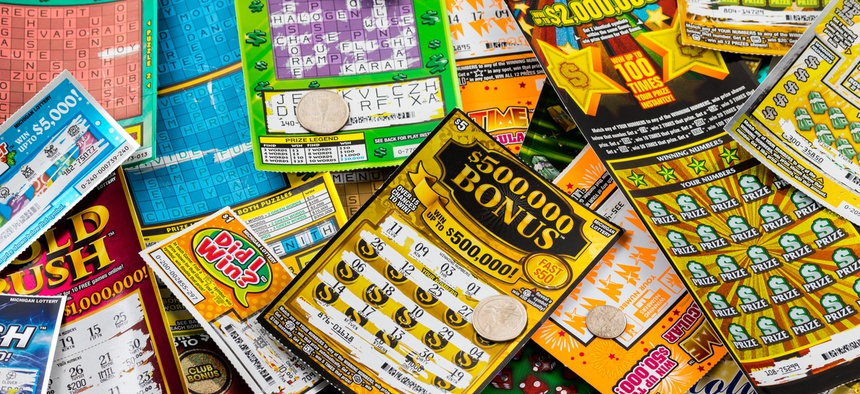 State lotteries are facing increasing competition from new casinos, legalized sports betting and commercialized fantasy sports games