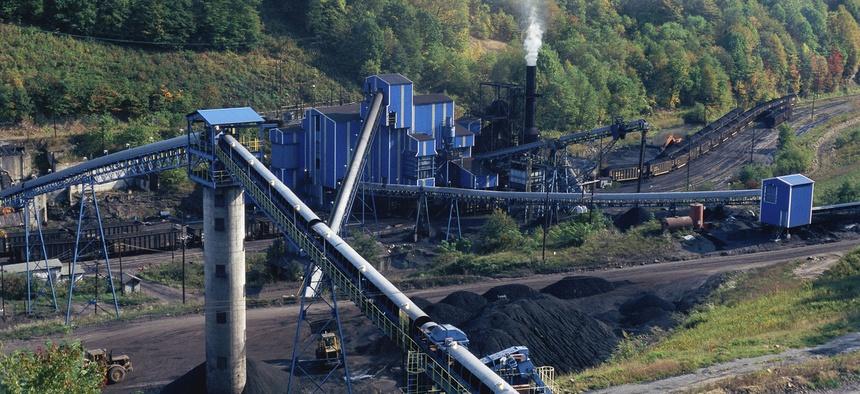West Virginia's coal industry has been in decline.