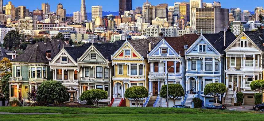 The average home in California sells for more than $600,000—far out of reach for many families. In San Francisco, the average sales price is $1.6 million.