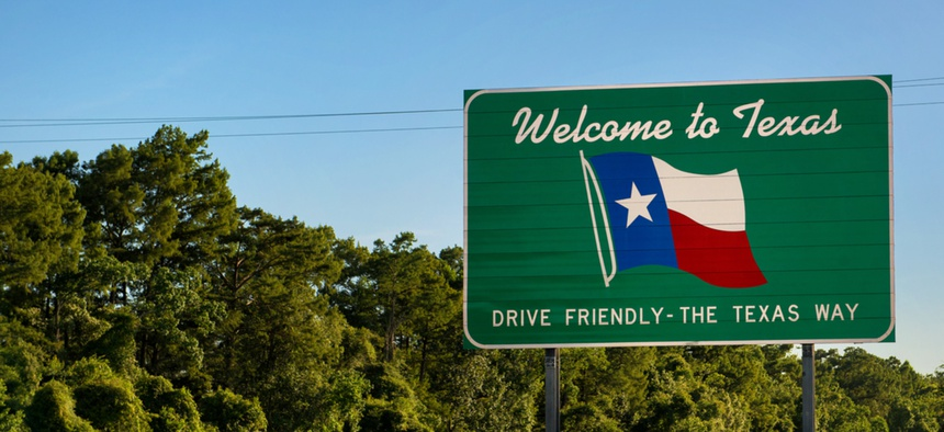 Texas, Arizona and parts of the South are seeing the nation's largest population bumps.