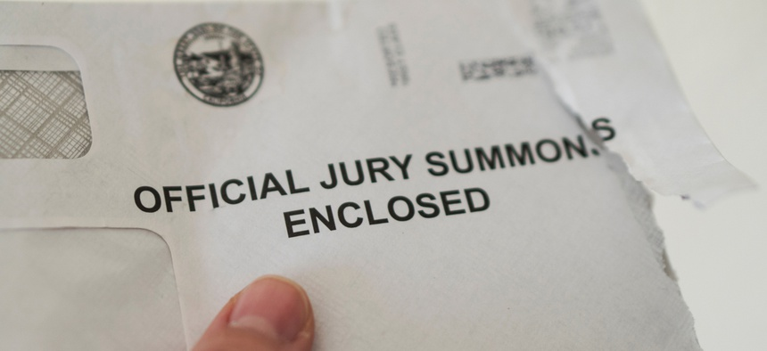 The penalties for missing jury duty are set at the state level and can include summons for a new date, an order to appear in court and explain the absence, a fine and, in the most extreme cases, arrest and imprisonment.