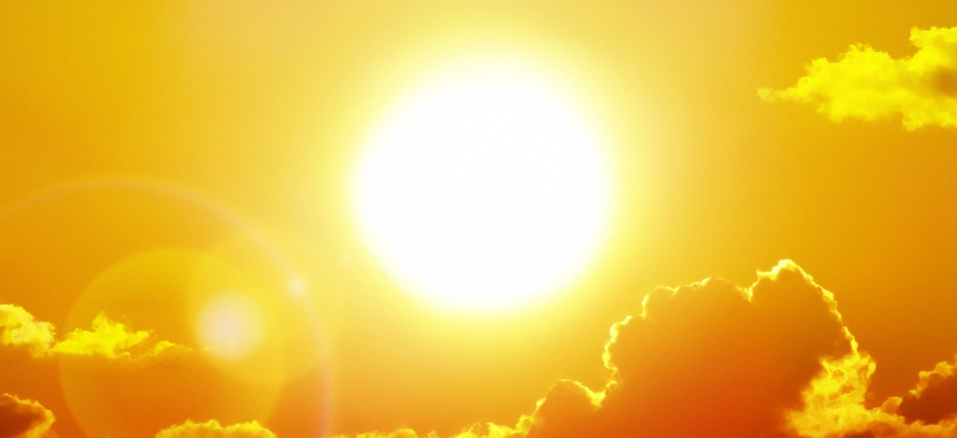 Global temperatures in 2019 averaged 1.8 degrees Fahrenheit above normal, according to the data.