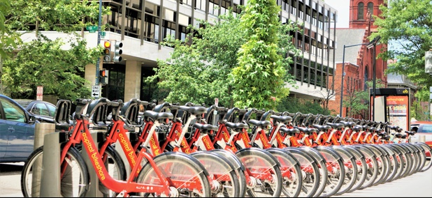 Bike Share Programs Are On the Rise, Yet the Gender Gap Persists