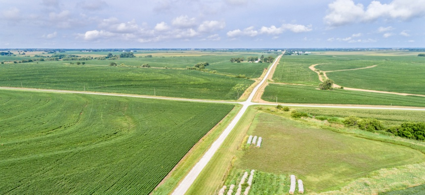 Nebraska brings in more cash taxing farmland than any state but California and Texas.
