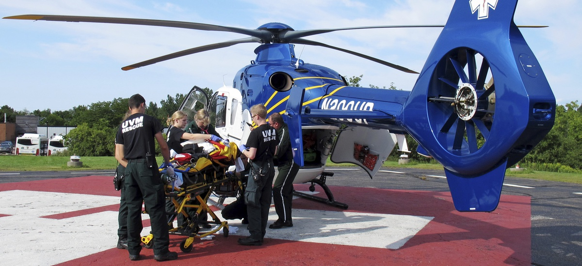 Feds Reject Wyoming's Plan to Regulate Air Ambulance Transport