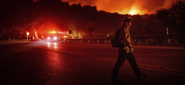 Fighting Wildfire With Fire: New Study Looks at Barriers to 'Prescribed' Burns