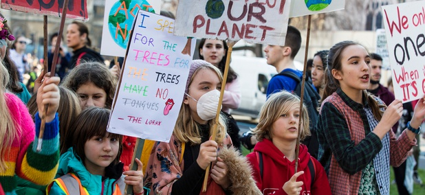 Climate Change Is a Political Crisis, Not a Reproductive One