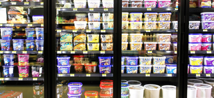 Violators would be subject to a year in state prison if they lick ice cream and then post a video, photo or description of it online, according to the legislation.