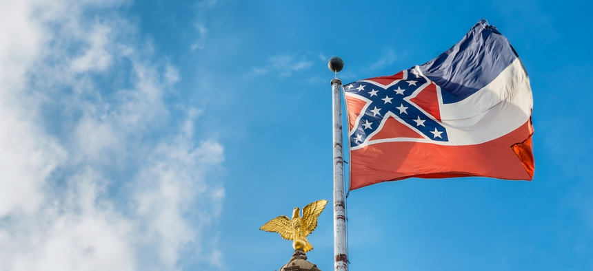 All previous legislative attempts to change the Mississippi flag have failed.