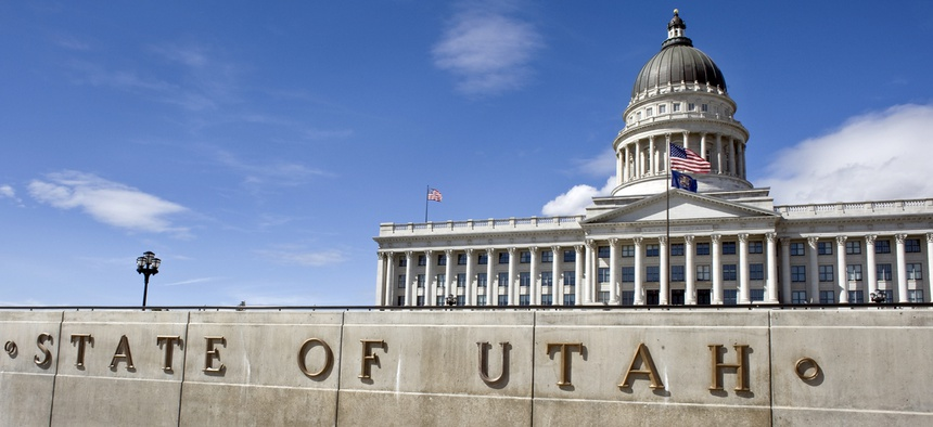The Utah Senate on Thursday unanimously passed a bill that would increase penalties on protesters who disrupt public government meetings.