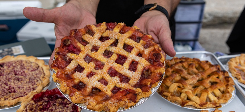 Wyoming is expanding where homemade foods can be sold.