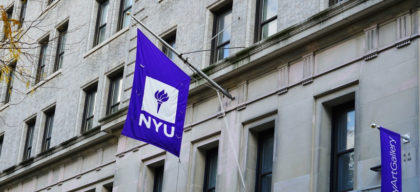 New York University said it is preparing to offer dorms as temporary hospital beds.