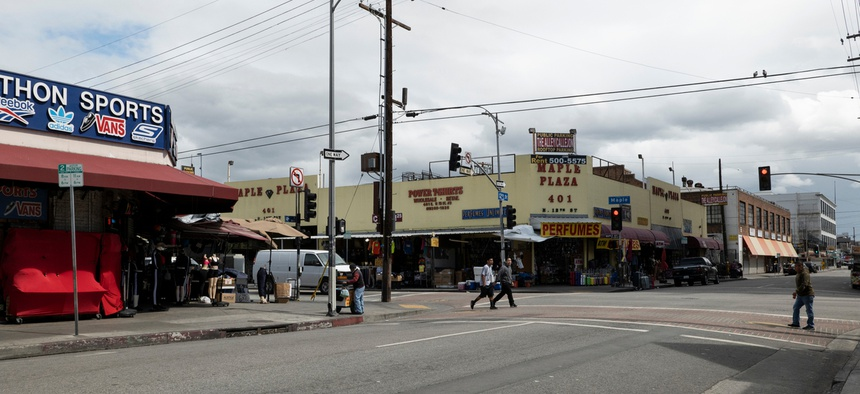 Los Angeles Mayor Eric Garcetti said that he believes the city's shelter-in-place order will need to remain in force at least through mid-May, two months after he issued it.