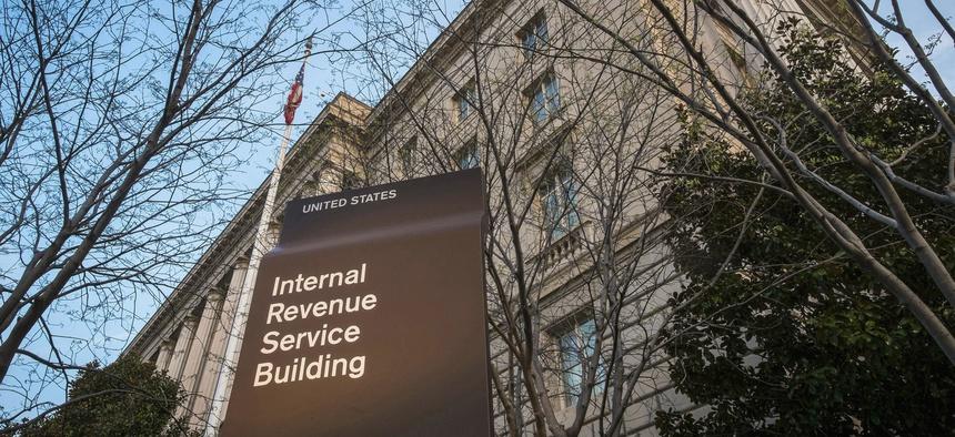 The IRS began distributing stimulus checks last week.
