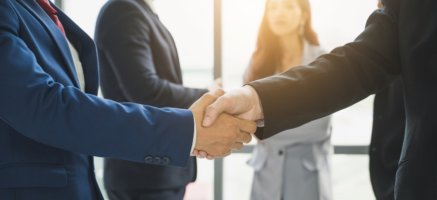 It is high time for handshakes to go—and not only because their new risks far outweigh their old rewards.