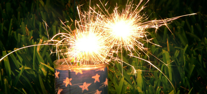 Voters enacted a fireworks ban in 1988 and upheld it a year later after a petition placed the matter back on the ballot.