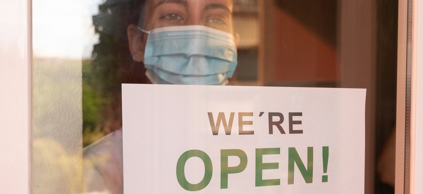 The virus has spiked during reopening efforts.