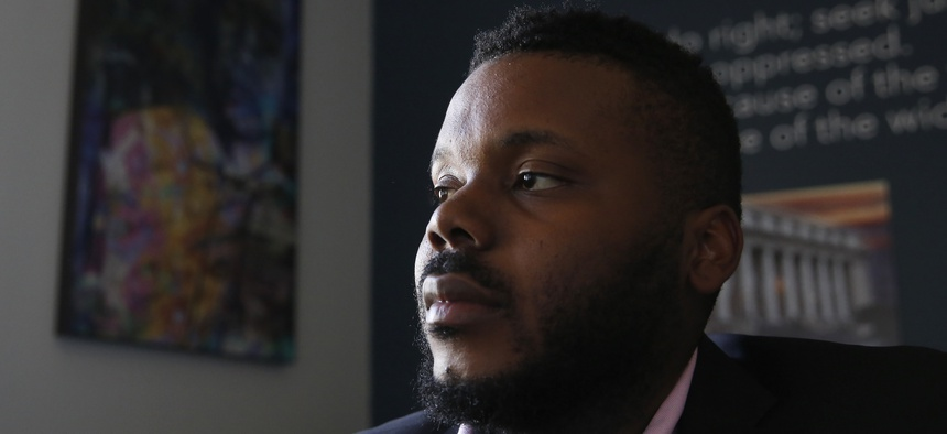 Stockton Mayor Michael Tubbs initiated a program to give $500 to 125 people who earn at or below the city's median household income of $46,033.