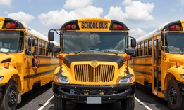 Schools face new busing challenges amidst the coronavirus pandemic.