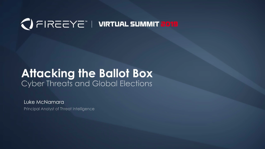 Cyber Threats and Elections: What You Need to Know